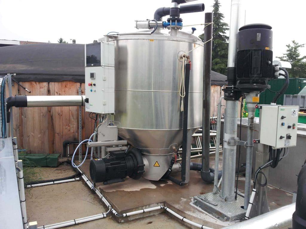 Machine industriel hygiénisation