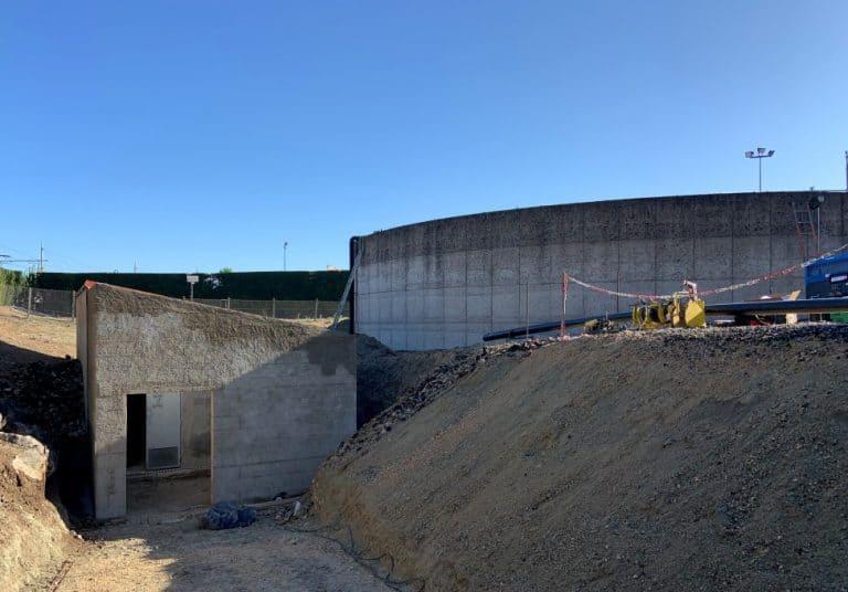 Le chantier Maingourd : nouvelle solution de pompage