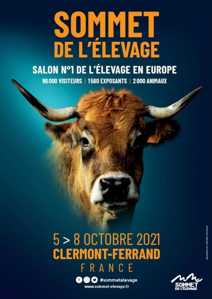 Sommet de l'élevage du 5 au 8 octobre 2021